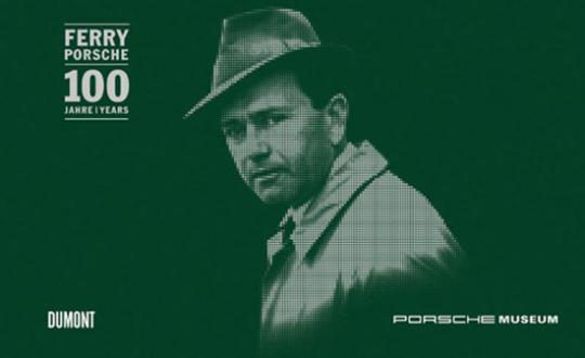 Ferry Porsche. 100 Jahre.