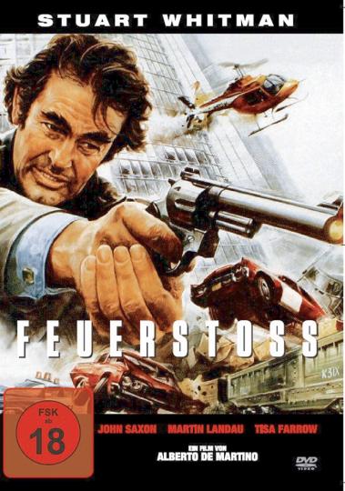 Feuerstoß. DVD
