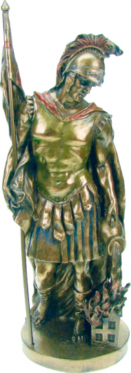 Figur Heiliger Florian