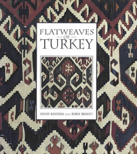Flachwebteppiche aus der Türkei.