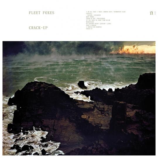 Fleet Foxes. Crack-Up. CD.