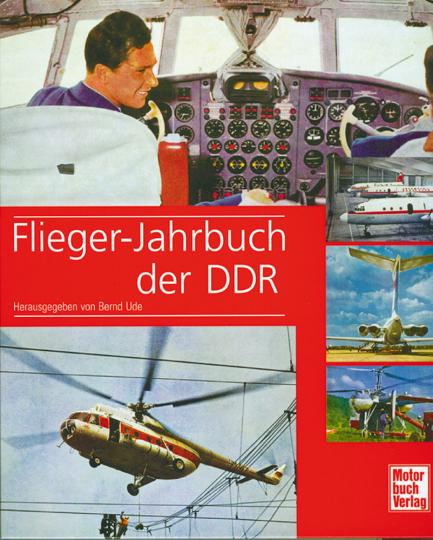 Flieger - Jahrbuch DDR