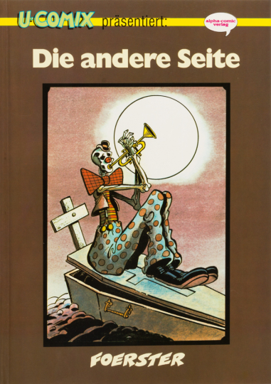 Foerster. Die andere Seite. Graphic Novel.