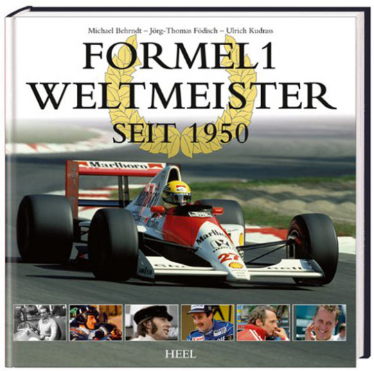 Formel 1 Weltmeister seit 1950.