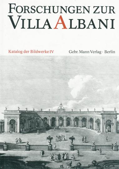 Forschungen zur Villa Albani IV. Bildwerke im Kaffeehaus.