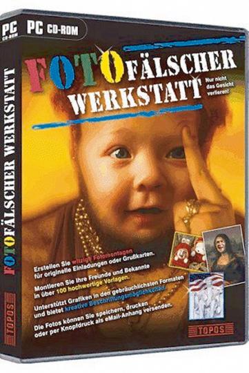 Foto Fälscherwerkstatt CD-ROM