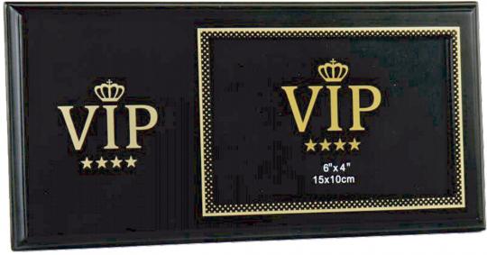 Fotorahmen »VIP«.