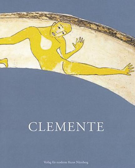 Francesco Clemente. Palladium.