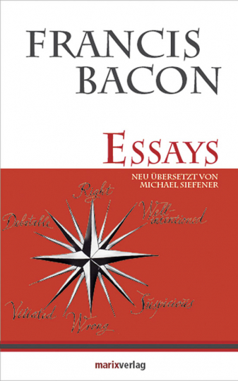 Francis Bacon. Essays.