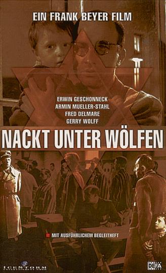 Frank Beyer. Nackt unter Wölfen. DVD.