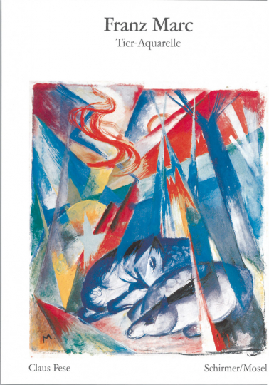 Franz Marc Tier Aquarelle