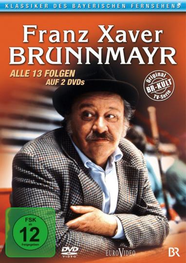 Franz Xaver Brunnmayr 2 DVDs