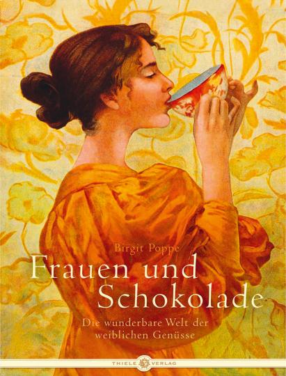 Frauen und Schokolade.