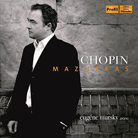 Frederic Chopin. Mazurkas. 2 CDs.