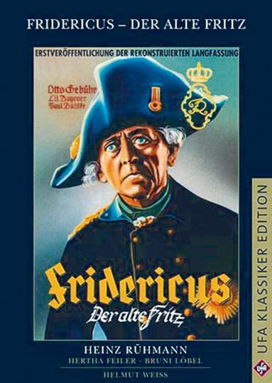 Fridericus - Der alte Fritz DVD
