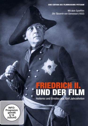 Friedrich II. und der Film. Heiteres und Ernstes aus fünf Jahrzehnten. DVD.