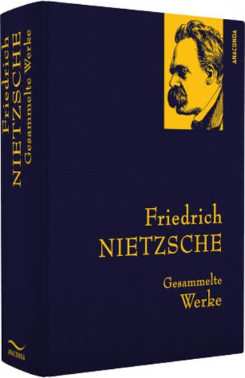 Friedrich Nietzsche. Gesammelte Weke.