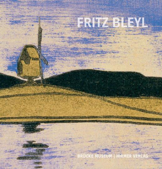 Fritz Bleyl. Gründungsmitglied der Brücke.