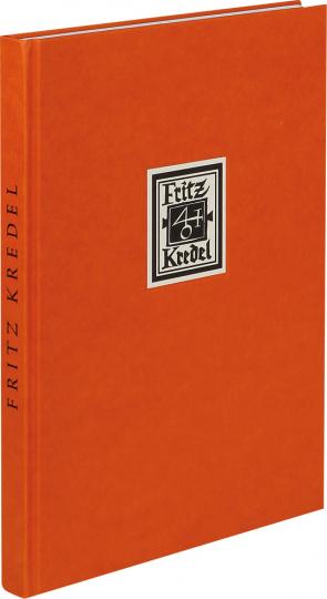 Fritz Kredel. Das buchkünstlerische Werk in Deutschland und Amerika