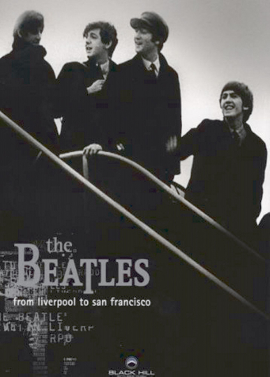 The Beatles. From Liverpool to San Francisco. DVD.