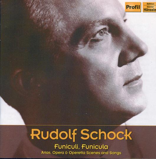 Funiculi, Funicula CD