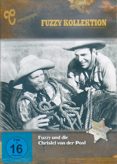 Fuzzy und die Christel von der Post (DVD)