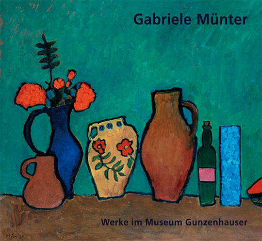 Gabriele Münter. Werke im Museum Gunzenhauser.