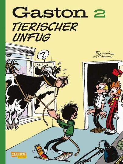 Gaston Neuedition 2. Tierischer Unfug.
