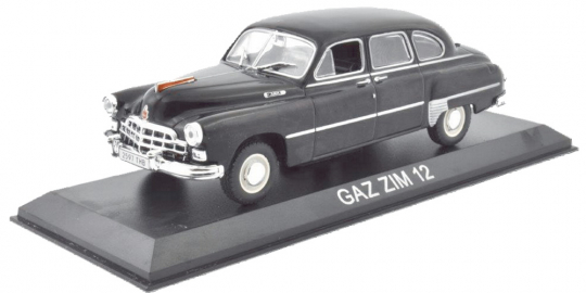 Modellauto GAZ Zim DDR 1:43.