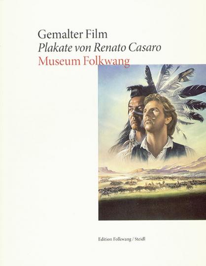 Gemalter Film. Plakate von Renato Casaro.