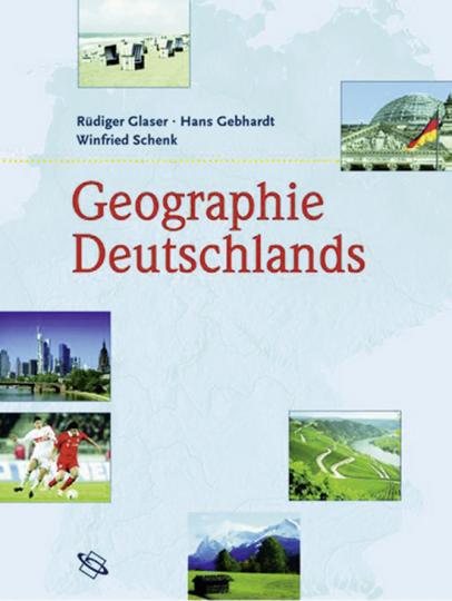 Geographie Deutschlands.