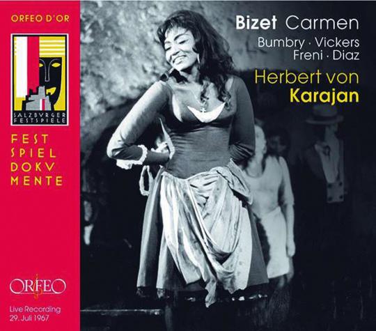 Georges Bizet. Carmen. 3 CDs