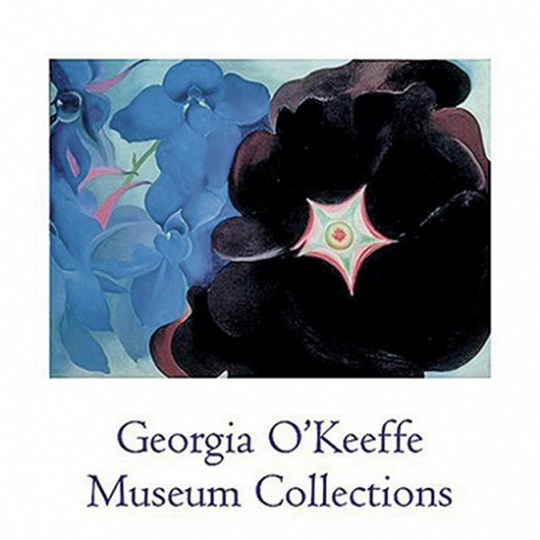 Georgia O'Keeffe Museum. Collections.