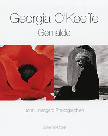 Georgia OKeeffe - Gemälde John Loengard Photographien