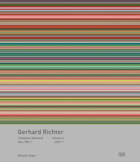 Gerhard Richter Catalogue Raisonné. Volume 6