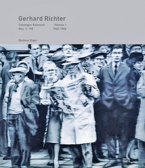 Gerhard Richter. 1962-1968. Catalogue Raisonné. Band 1. Werknummern 1-198.