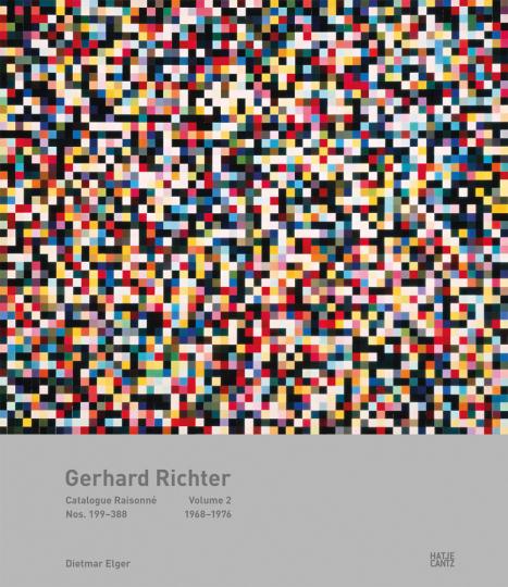 Gerhard Richter. Catalogue Raisonné. Band 2. Werknummern 199-388 - 1968-1976.