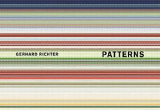 Gerhard Richter. Patterns. Divided. Mirrored. Repeated.