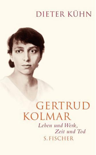 Gertrud Kolmar.