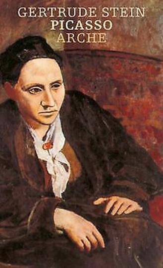 Gertrude Stein. Picasso. Sämtliche Texte 1909-1938.