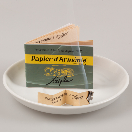 Geruchsverzehrer »Papier d'Arménie«.