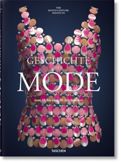 Geschichte der Mode vom 18. bis zum 20. Jahrhundert.