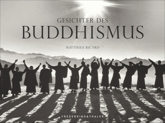 Gesichter des Buddhismus.