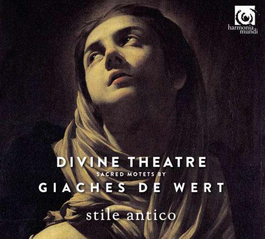 Giaches de Wert. Geistliche Motetten - Divine Theatre. Hybrid-SACD.