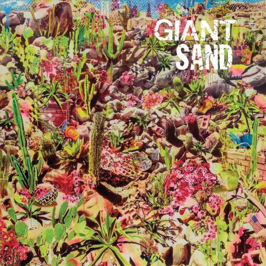 Giant Sand. Returns To Valley Of Rain. CD.