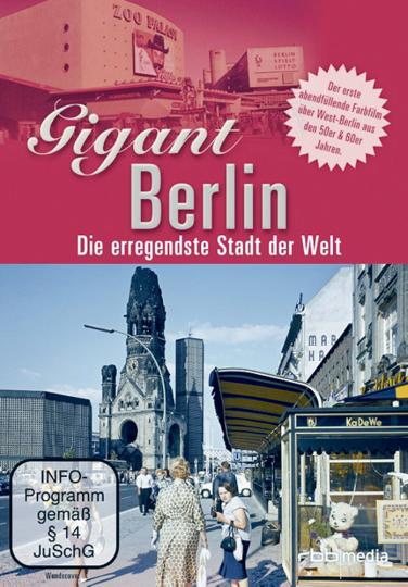 Gigant Berlin DVD