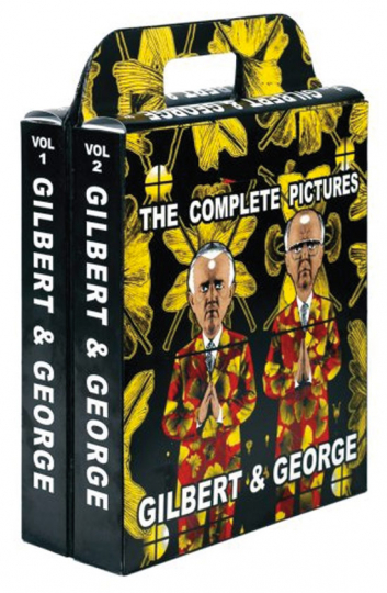 Gilbert & George. The Complete Pictures. 2 Bd.