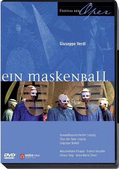Giuseppe Verdi. Ein Maskenball.