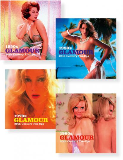 Glamour. Pin-Ups der 1950er bis 1980er Jahre.