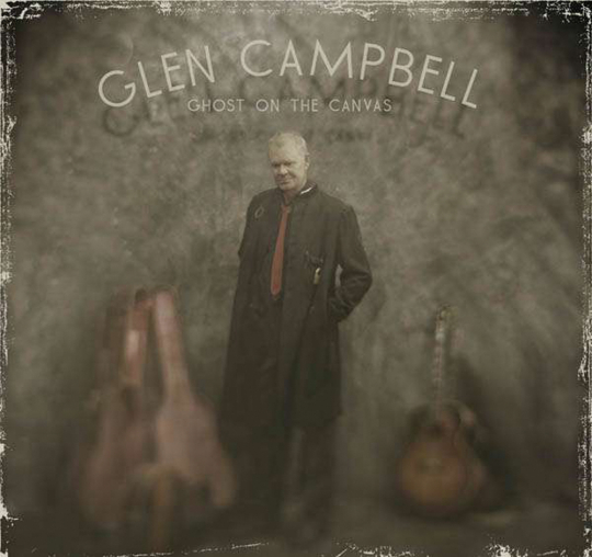 Glen Campbell. Ghost on the Canvas. 1 CD.